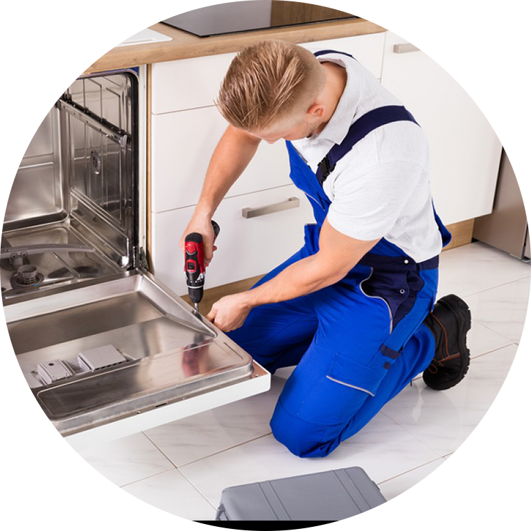 KitchenAid Dishwasher Repair, KitchenAid Dishwasher Technician